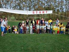 DO LETOŠNÍCH vesnických soutěží se zapojilo celkem 1058 sportovců všech věkových kategorií.