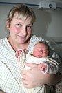 JAKUB MIROSLAV POLAČIK z Heřmánkovic se narodil 4. prosince 2016 v 7,34 hodin rodičům Lence Dobešové a Miroslavu Polačikovi. Chlapeček vážil 3820 gramů a měřil 49 centimetrů. Doma se na něho těšili sourozenci Eliška (1 rok) a Adélka (7 let).