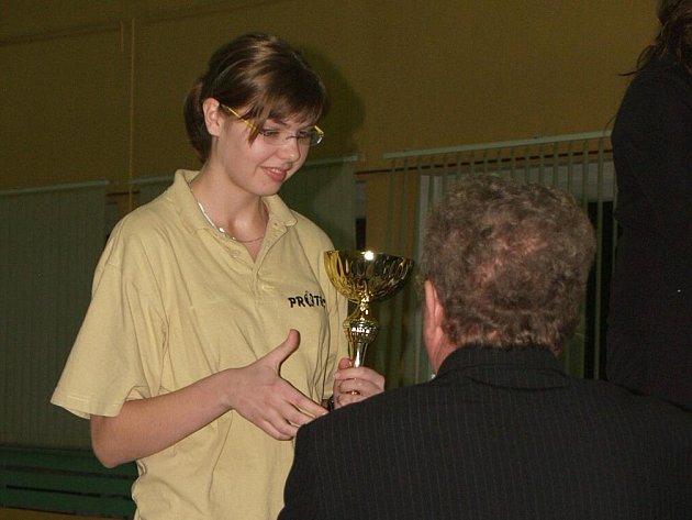 Nejúspěšnější kuželkářkou se stala v Polsku Lucie Moravcová, která si do Náchoda veze druhé a první místo.