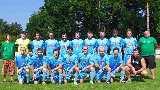 Pořadatel letošního Lázeňského poháru, tým Velichovek, skončil druhý, když se do finále podíval po dlouhých 22 letech.