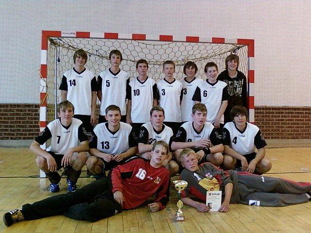Mladší dorostenci Náchoda se zúčastnili dobře obsazeného turnaje v Polsku, kde nakonec nenašli přemožitele.