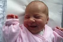 KAROLÍNA HEJDOVÁ přišla na svět 3. srpna 2009 ve 23.45 hod. Po narození vážila 3,45kg a měřila 50 cm. Domov má s rodiči v Červeném Kostelci.