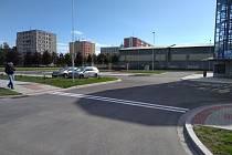 Dopravní terminál v Jaroměři je zkolaudovaný.