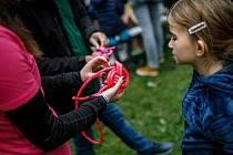Poslední prázdninový víkend prožily tisíce lidí z celé republiky v Teplicích nad Metují, které jsou v tomto termínu neodmyslitelně spjaty s Mezinárodním horolezeckým filmovým festivalem.