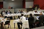 Zasedání benešovského zastupitelstva 13. září 2017.