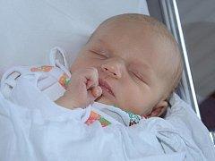 ANNA EXNEROVÁ se narodila 14. února 2012 ve 13:24 hodin s váhou 2790 gramů a délkou 48 centimetrů. S rodiči Renátou Verebovou a Petrem Exnerem mají domov v Hronově.