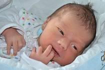 LUKÁŠ MENCL se narodil 10. září 2014 ve 14.20 hodin s váhou 2880 g a délkou 49 cm. S rodiči Ludmilou Nehybovou a Lukášem Menclem bydlí v Broumově.
