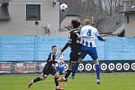 Fotbalová divize C: FK Náchod - Kolín.