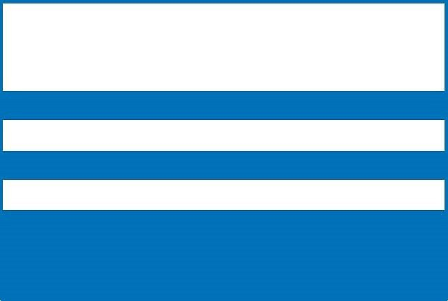 Návrh vlajky pro město Hronov (č. 6).