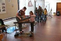 Textilní muzeum.