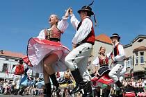 Mezinárodní folklórní festival dotančil do svého konce.