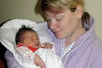 NATÁLKA TAUTZOVÁ přišla na svět 22. listopadu 2010 ve 20:29 hodin s váhou 3,70 kg a délkou 51 cm. Domov má s maminkou Petrou v Teplicích nad Metují.