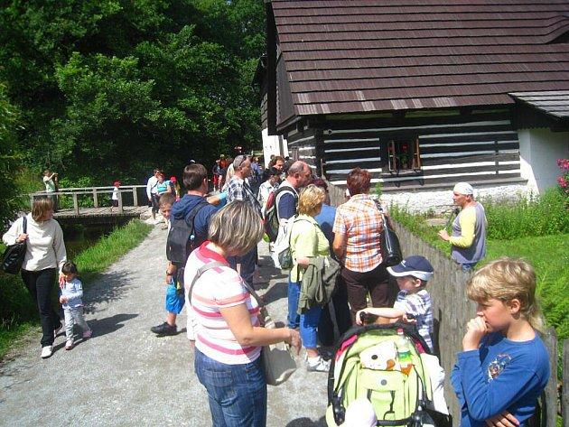 Stovky lidí o červencových státních svátcích vyrazily do Ratibořic.