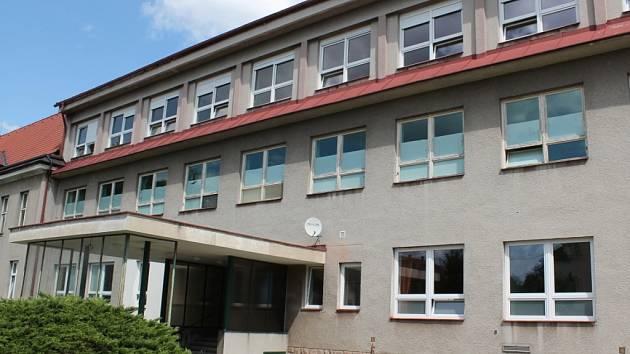 Broumovská nemocnice.