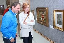 výstava Z muzejního depozitáře představuje portréty v majetku města Červeného Kostelce.