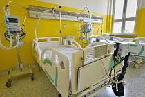 Broumovská nemocnice otevřela nové oddělení JIP.
