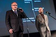 Filmová a televizní komedie je tento týden doma v Novém Městě