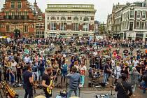 Koncert v holandském Haarlemu inspiroval Stanislava Pitaše k uspořádání podobné akce v menším měřítku i v Broumově.