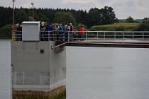 Dny evropského dědictví otevřely i brány přehrady Rozkoš.