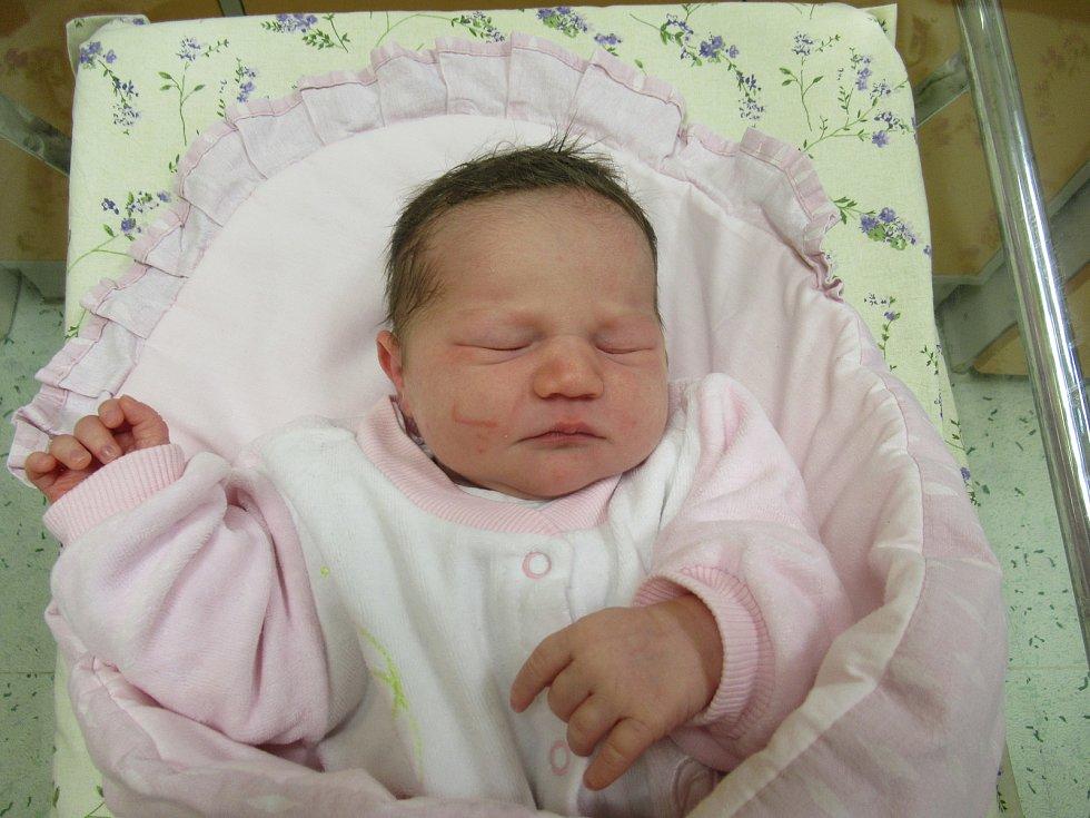Anežka se narodila v neděli 8. března 2020 v 01:36 hodin. Její míry byly 3,18 kg a 47 cm.