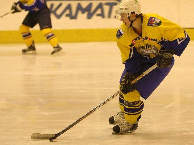 Prestižní sérii semifinále play off hokejové krajské ligy rozehráli lépe hráči Nového Města, kteří přehráli Náchod 5:3.