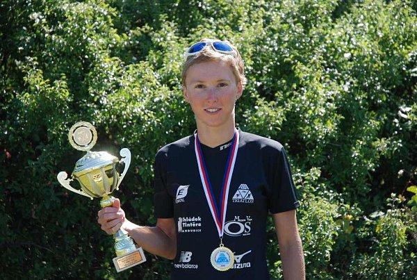 Náchodskou stopu otiskla při letních olympijských hrách vPekingu triatlonistka Vendula Frintová, která jinak závodí za Ekol Elite Triathlon Team.