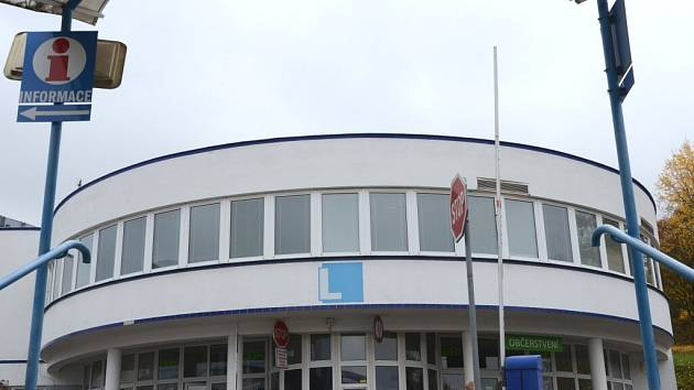 Nemocnice v Náchodě.