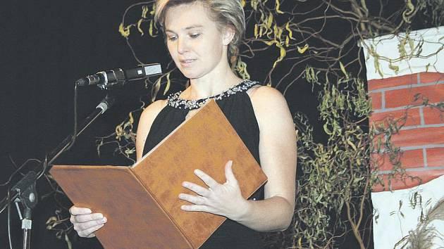 Amatérský filmový festival. Zahájení Vysokovského kohouta bylo hned první významnou akcí pro nově zvolenou starostku obce Vysokov Renátu Fiedlerovou.