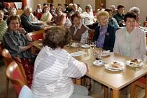 V Pellyho domech se uskutečnilo setkání členů zdejšího Senior Klubu.