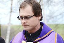 Farář Martin Lanži.