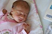 SOFIE TICHÁČKOVÁ ze Žďáru nad Metují přispěchala na svět 15. ledna 2018 ve 23,43 hodin. Holčička vážila 2775 gramů a měřila 50 centimetrů. Novopečení rodiče se jmenují Lenka a Robert.