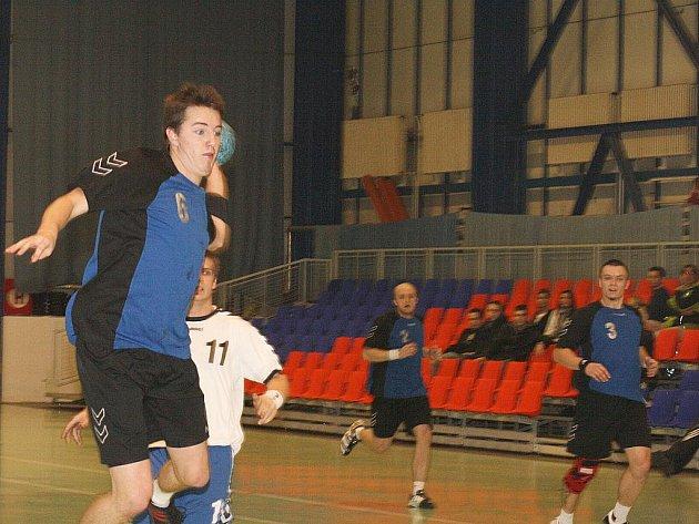Pěti góly se na teprve třetím vítězství Náchoda v této sezóně podílel Tomáš Osoba.