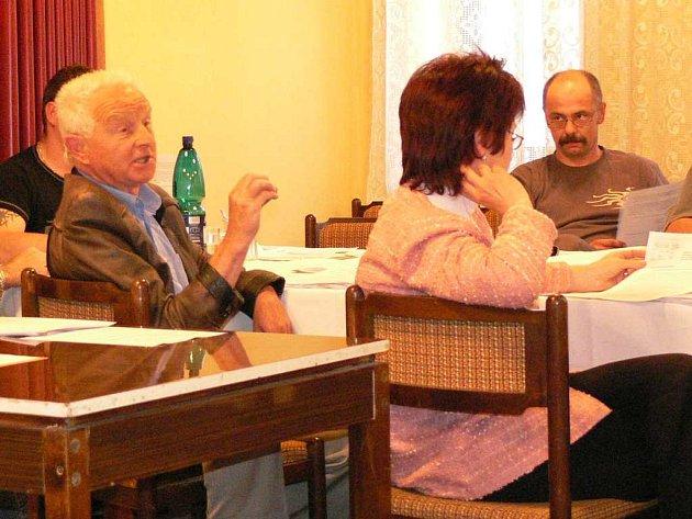 O bezpečí ve městě se na  zastupitelstvu rozsáhle diskutovalo.
