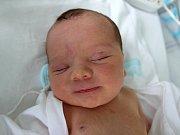 PATRIK BUKOVSKÝ potěšil svým příchodem na svět šťastné rodiče Barboru a Václava z Machova. Chlapeček se narodil 11. června 2017 v 15.09 hodin, vážil 3760 gramů a měřil 50 centimetrů.