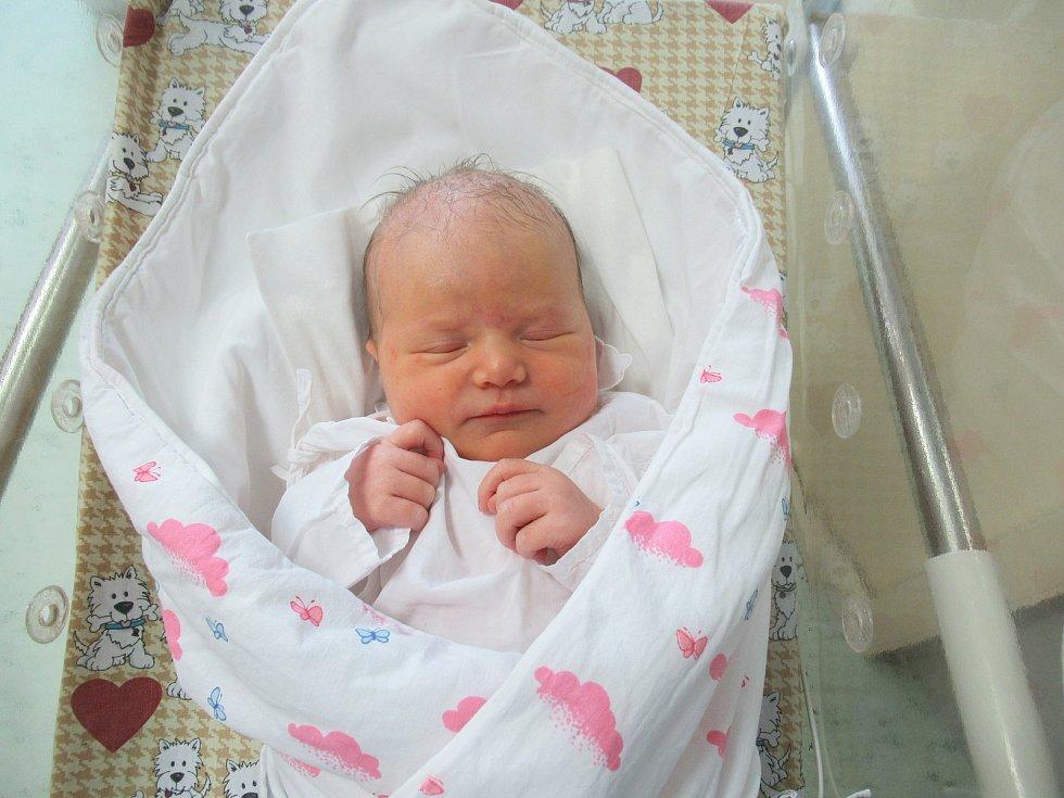 Sofie je na světě! Narodila se v úterý 12. května 2020 ve 14:24 hodin a její míry byly 3,85 kg a 51 cm.