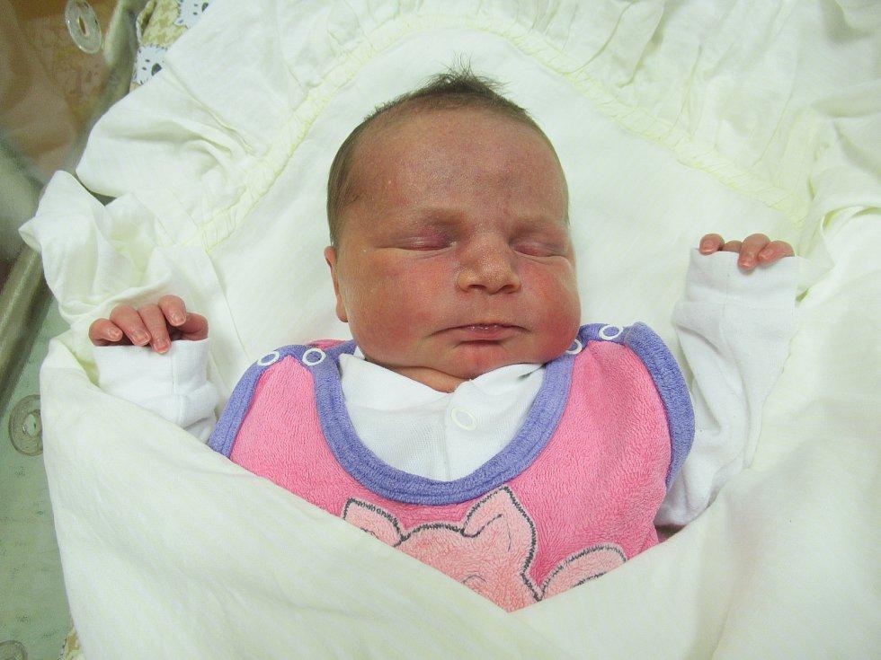 Tereza je na světě! Narodila se v pátek 6. března 2020 v 10:48 hodin. Její porodní váha byla 36,4 kg a délka 48 cm.