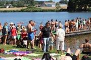 Vodnické slavnosti u rybníka Brodský.