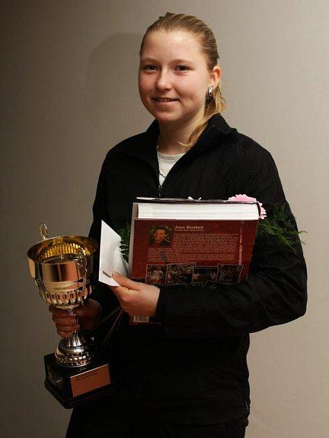 Vloni se z vítězství v K Triumfu radovala Martina Borecká, ta však loňské prvenství letos neobhájí.