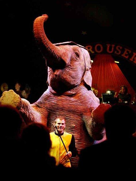 Cirkus Berousek.