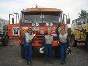 Svoboda Tatra team si na Baja Hungaria dojede pro třetí místo.