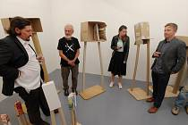 Kurt Gebauer a jeho výstava Trubkouni.
