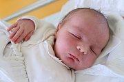 SEBASTIÁN ŠIMON DVOŘÁČEK z Velkého Poříčí je na světě! Chlapeček se narodil 22. října 2018 ve 21,25 hodin, vážil 4155 gramů a měřil 50 centimetrů. Radují se z něho šťastní rodiče Gabriela Soumarová a Tomáš Dvořáček