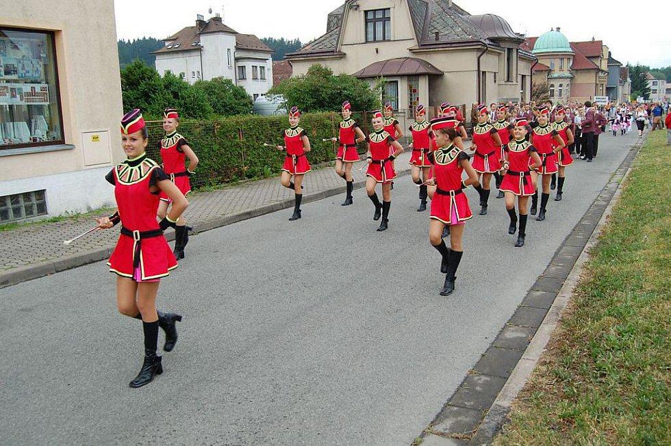 Setkání Kostelců v Kostelci.