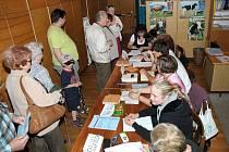 Volby v Náchodě.