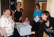 Volby v Polici nad Metují.