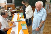 Volby ve Velkém Poříčí.