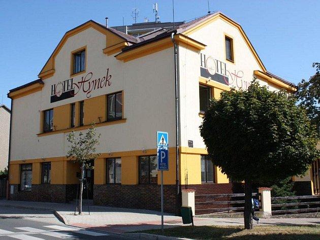 Hotel Hynek.