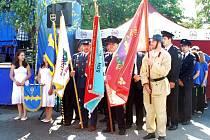 Velkou slávu má za sebou obec Provodov. O víkendu tam oslavili 800 let od první písemné zmínky o obci.