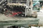Pět jednotek hasičů zasahovalo v neděli u požáru tkalcovského stavu v jedné z hal firmy specializující se na výrobu plošných textilií tkaním.
