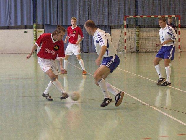 Futsalisté Goll Běloves skončili v letošní sezoně osmí v celostátní futsalové lize.